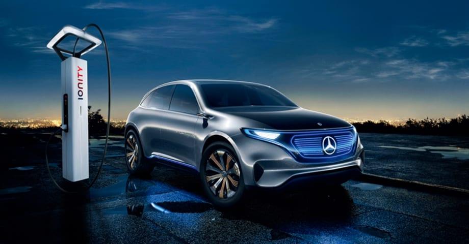 La nouvelle Mercedes-Benz 100% électrique transmet un message d'avenir.