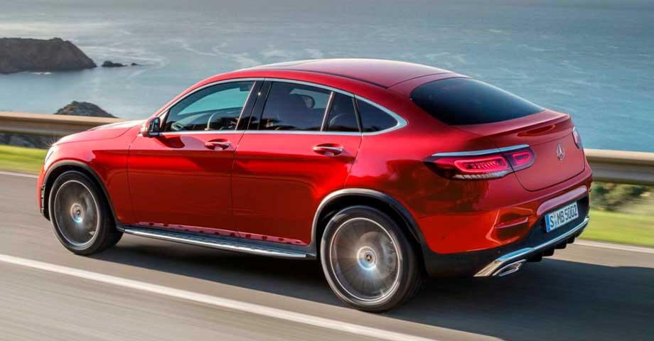 Le nouveau Facelift de Mercedes-Benz GLC à découvrir en image