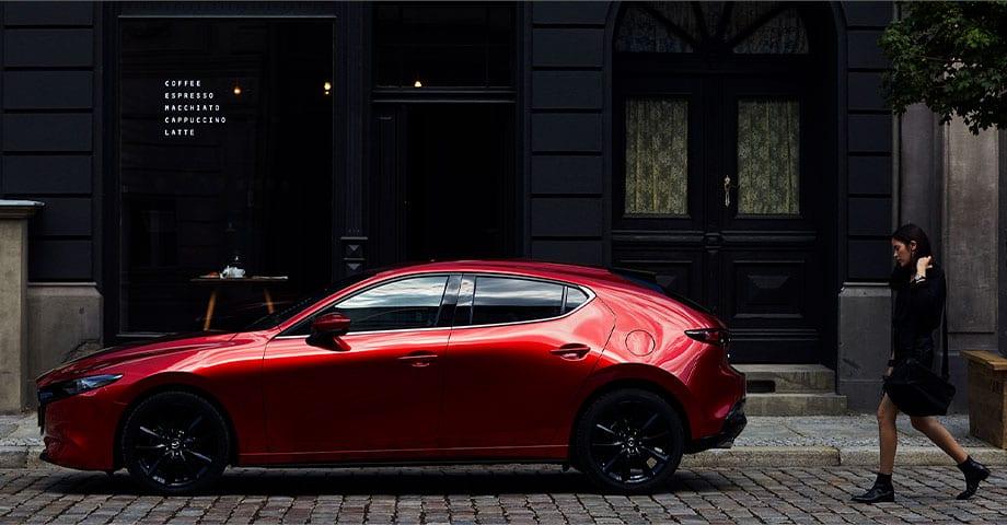 La nouvelle Mazda 3, une voiture ambitieuse!
